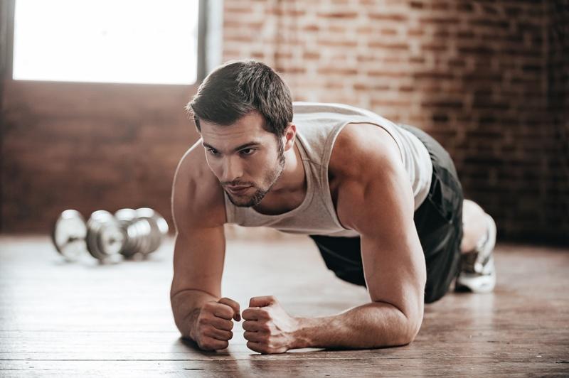 Xông hơi Phần Lan(Sauna) giúp cơ bắp phát triển nhanh hơn.