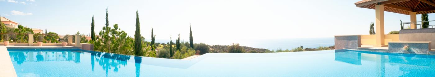 Xây dựng hồ bơi tạo cảnh trong thiết kế XANH