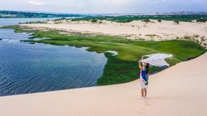 Sa mạc cát lớn nhất Việt Nam, khám phá những điều thú vị.
